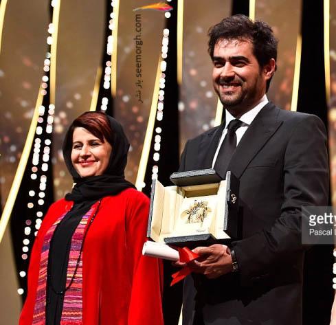 شهاب حسینی و نخل طلای جشنواره کن 2016