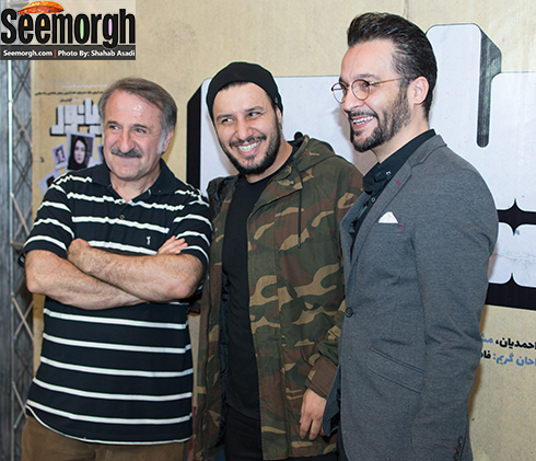 محمد سلوکی, جواد عزتی و مهران رجبی