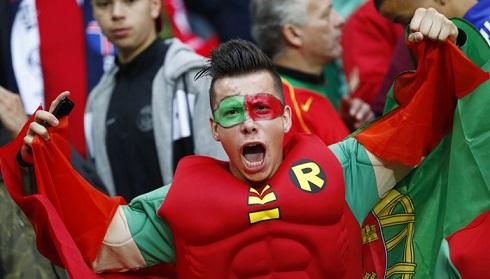 قیافه عجیب تماشاگران یورو 2016(14)