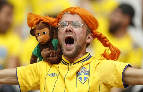 قیافه عجیب تماشاگران یورو 2016(18)