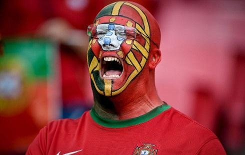 قیافه عجیب تماشاگران یورو 2016(1)