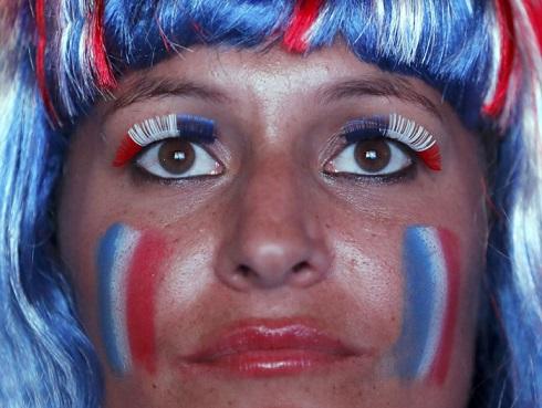 قیافه عجیب تماشاگران یورو 2016(19)