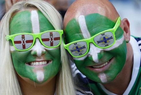 قیافه عجیب تماشاگران یورو 2016(21)