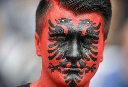 قیافه عجیب تماشاگران یورو 2016(3)