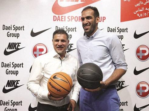 حامد حدادی (ستاره بسکتبال)
