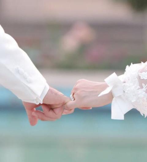 عکس مراسم ازدواج ژیلا صادقی