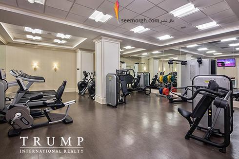 دکوراسیون داخلی خانه ایوانکا ترامپ Ivanka Trump - عکس شماره 2