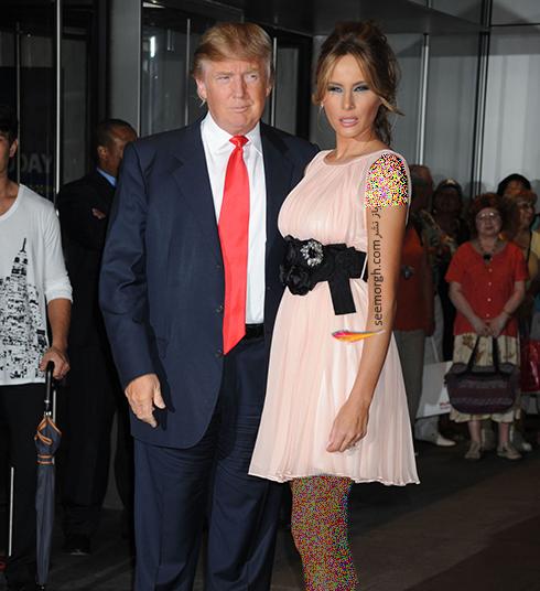 مدل لباس ملانیا ترامپ Melania Trump - عکس شماره 4