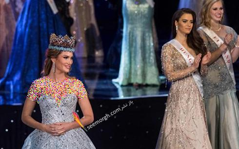 لالاگونا Mireia Lalaguna دختر شایسته 2015