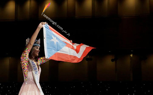 Stephanie Del Valle استفانی دل واله Miss World 2016