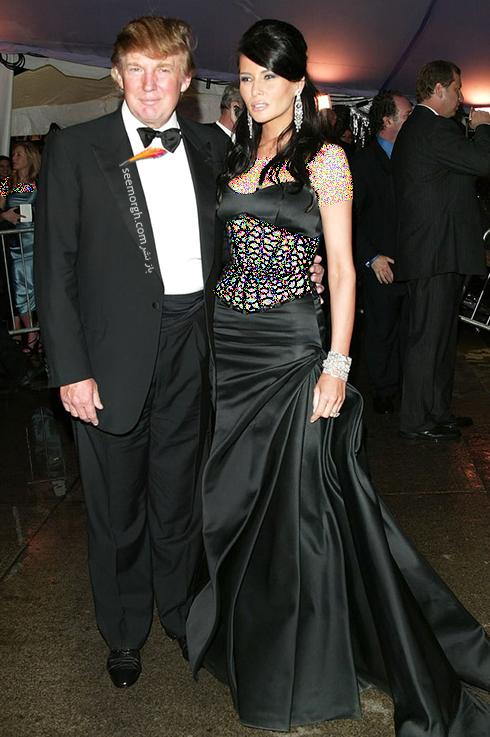 مدل لباس ملانیا ترامپ Melania Trump - عکس شماره 7
