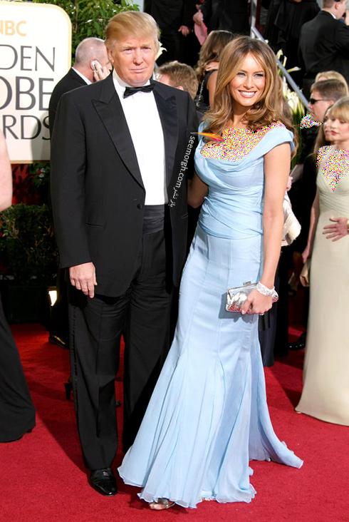 مدل لباس ملانیا ترامپ Melania Trump - عکس شماره 8