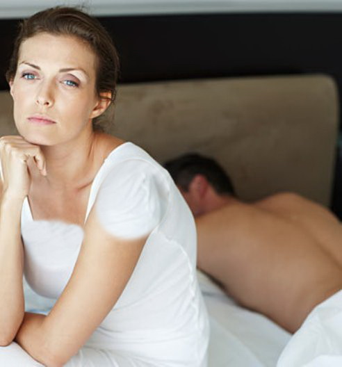 رابطه جنسی ( گاهی اوقات ) عامل افسردگی است
