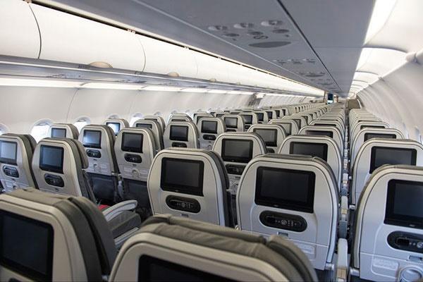 قرار است سوار چه هواپیمایی شوید؟/ تصاویر داخل اولین ایرباس نو ایران که در مهرآباد فرود آمد