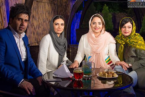 مریم اسدی, نرگس محمدی, لیندا کیانی و سعید اظهری