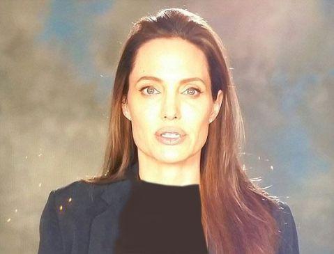 چهره آنجلینا جولی پس از طلاق