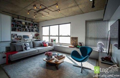 دکوراسیون کاربردی یک آپارتمان 70 متری - عکس شماره 2