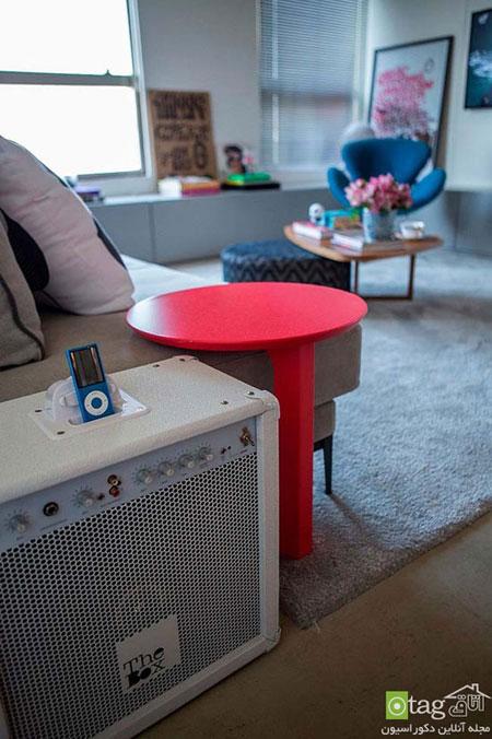 دکوراسیون کاربردی یک آپارتمان 70 متری - عکس شماره 3