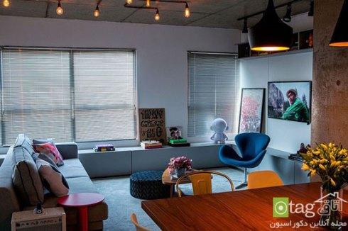 دکوراسیون کاربردی یک آپارتمان 70 متری - عکس شماره 4