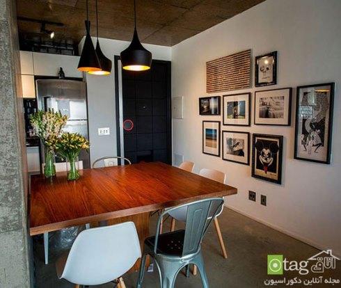 دکوراسیون کاربردی یک آپارتمان 70 متری - عکس شماره 6