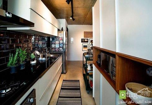 دکوراسیون کاربردی یک آپارتمان 70 متری - عکس شماره 8