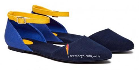 کفش زنانه بنتون Benetton برای بهار - مدل شماره 1