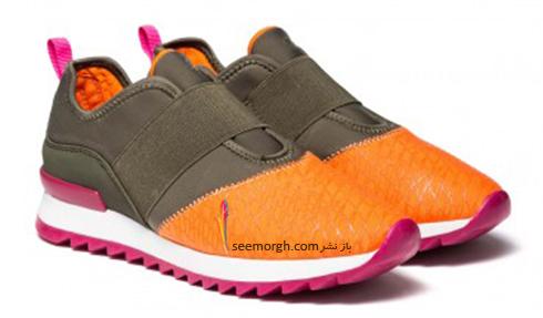 کفش زنانه بنتون Benetton برای بهار - مدل شماره 3