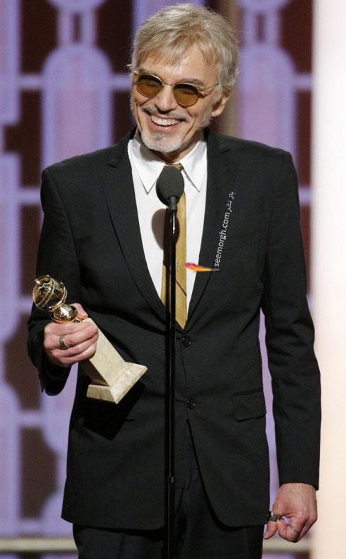 بهترین بازیگر مرد درام تلویزیون : بیلی باب تورنتن Billie Bob Thornton