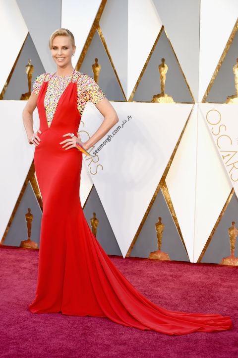 مدل لباس چارلیز ترون Charlize Theron از برند دیور Dior