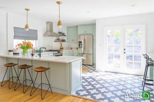 دکوراسیون آشپزخانه را چگونه مطابق مد سال 2017 بچینیم؟