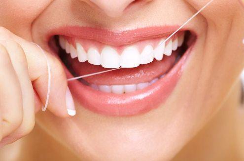 مزایای نخ دندان