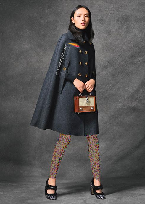 پالتو زنانه دولچه اند گابانا Dolce & Gabbana برای پاییز 2016 - عکس شماره  6