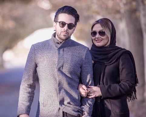 عماد طالب زاده عکس همسرش را به مناسبت سالگرد ازدواج شان منتشر کرد