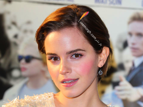 مدل مو کوتاه Emma watson اما واتسون