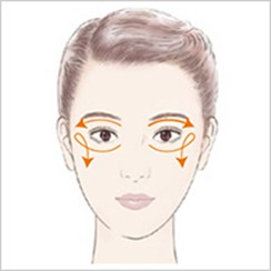 آموزش ماساژ ژاپنی برای صورت شما-4