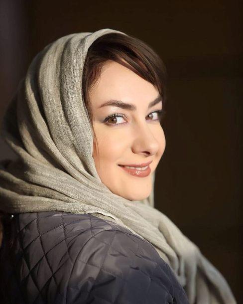 چهره هانیه توسلی در روز های آخر جشنواره فیلم فجر