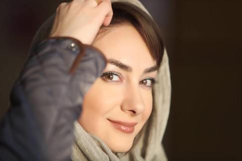 رنگ موی هانیه توسلی در روز های آخر جشنواره فیلم فجر