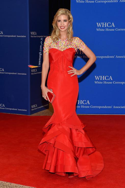 مدل لباس های برتر ایوانکا ترامپ Ivanka Trump - عکس شماره 1