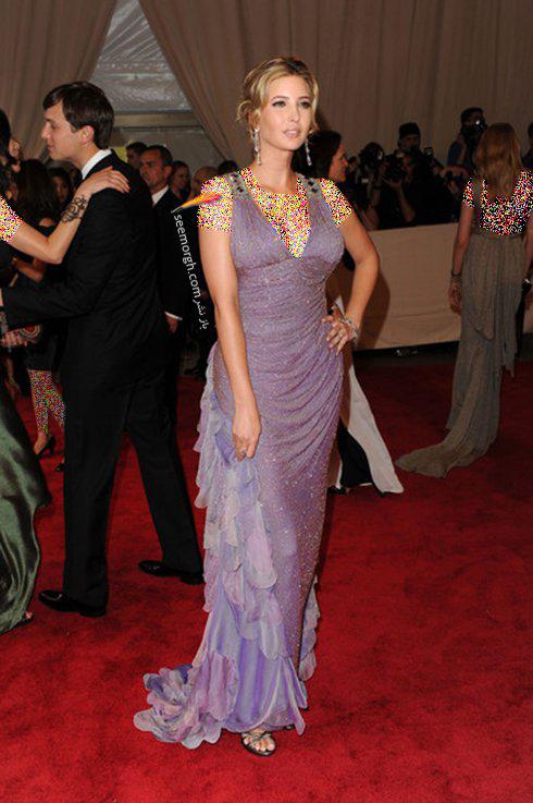 مدل لباس های برتر ایوانکا ترامپ Ivanka Trump - عکس شماره 9