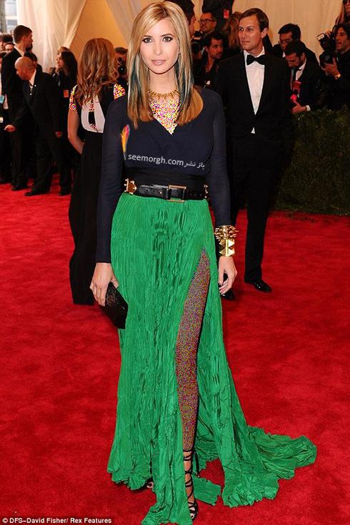 مدل لباس های برتر ایوانکا ترامپ Ivanka Trump - عکس شماره 4