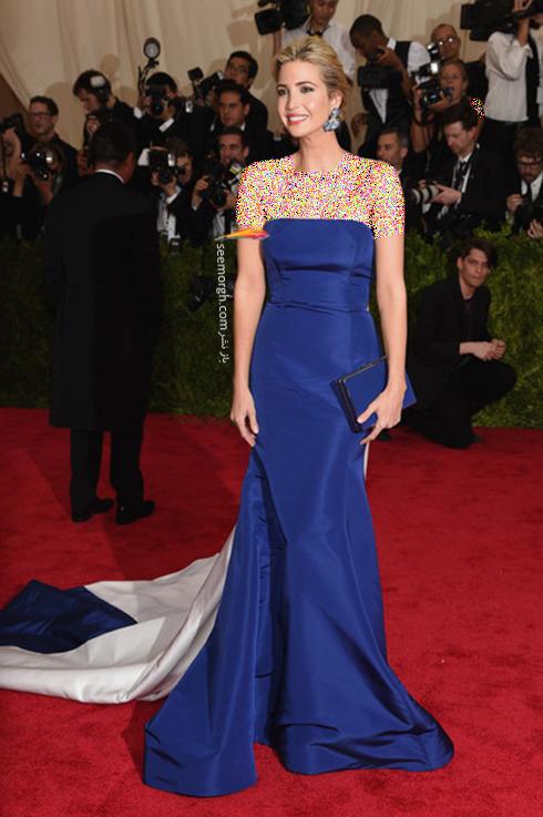 مدل لباس های برتر ایوانکا ترامپ Ivanka Trump - عکس شماره 3