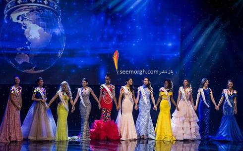 10 نفر برتر در Miss World 2016