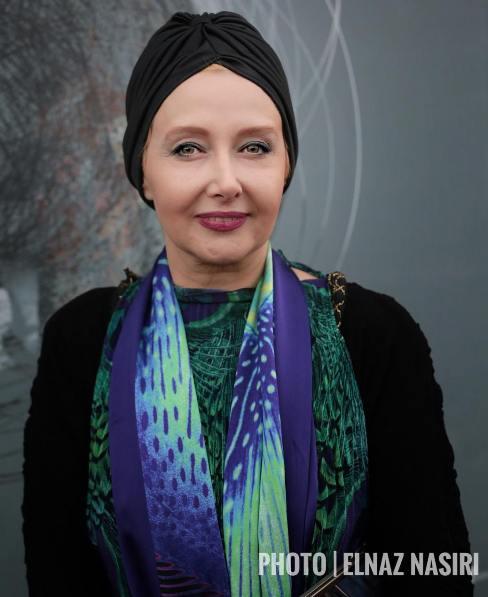 کتایون ریاحی بازیگر 55 ساله
