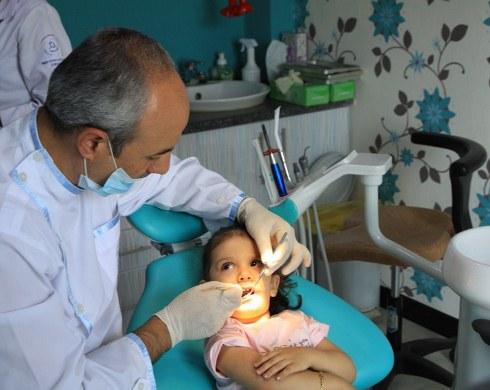 درمان زودهنگام پوسیدگی دندان در کودکان دکتر مصطفی محاوری