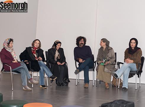برگزاری فورمنس مکاشفات شخصی در گالری ایرانشهر