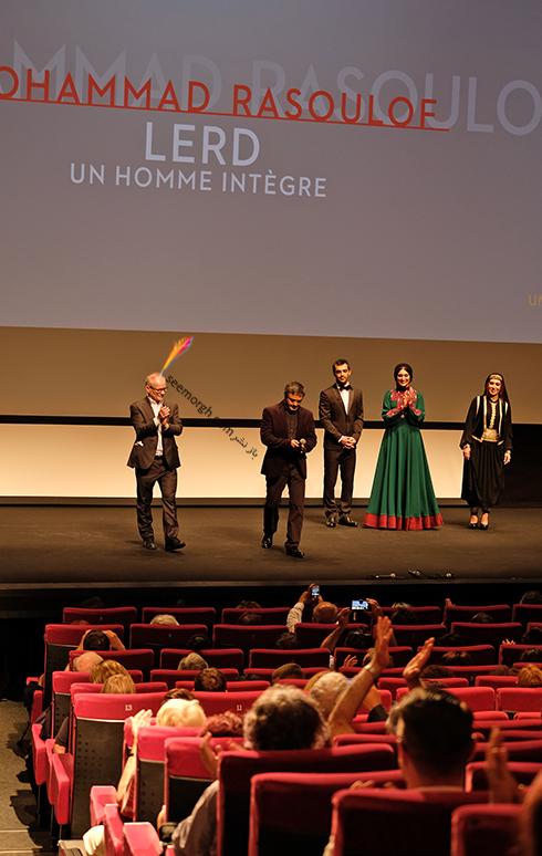 عوامل فیلم لرد در جشنواره کن2017