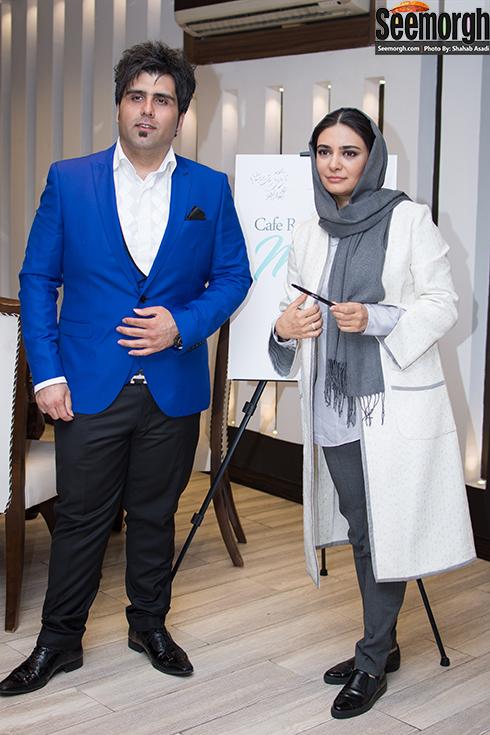 لیندا کیانی و سعید اظهری