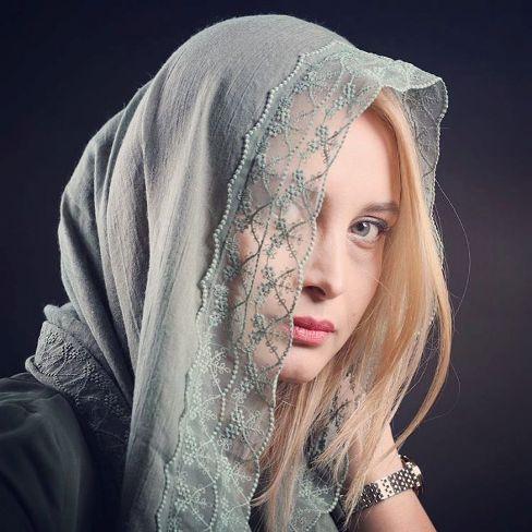 عکس آتلیه ای مریم کاویانی