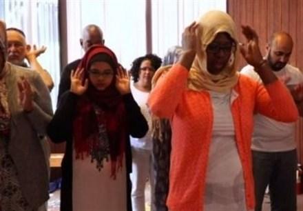 مسجد مختلط در آمریکا 1
