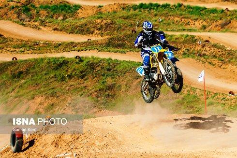مسابقات موتورکراس زنان 2